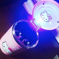 Hello Kitty Light-Up Ashtray