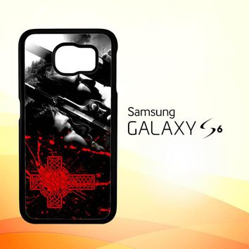 Boondock Saint Movies Series Z0346 Samsung Galaxy S6 Case