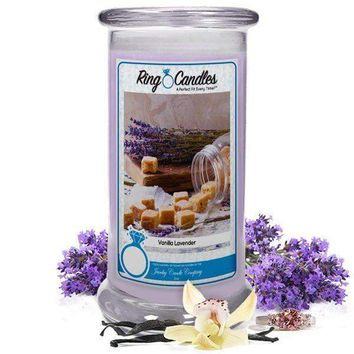 Vanilla Lavender | Ring Candle®