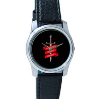 I Demand Trial By Combat Wrist Watch