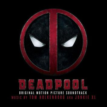 Deadpool Original Motion Picture Soundtrack LP