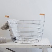 Universal Expert Wire Laundry Basket