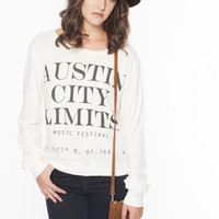 Coordinates Slouchy Long Sleeve Tee – Southward Apparel