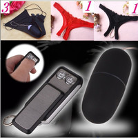 6pcs/lot panties thongs briefs+car style lady stimulation dildo massager Vibration Egg Adult Sex Products Toy vibrator For Women