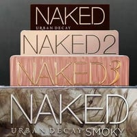 Professional Urban Decay Naked Eyeshadow Palettes