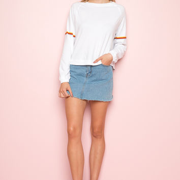 Cailin Top - Tops - Clothing