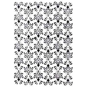 Plastic Template Embossing Folder For Scrapbook Photo Album Paper Card Wedding Decoration