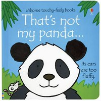 Usborne Books & More. That's Not My Panda