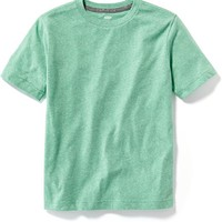 Old Navy Short Sleeve Heathered Tee