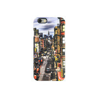 United Streets of Art Handmade iPhone 6 and 6 Plus, Galaxy S5 and S4, Samsung S5 S4 Mini and Note 3 Note 4 Cases. Chinatown Phone Case