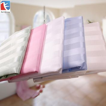 Feiqiong [180&200cm ] Modern Waterproof Shower Curtains Bathroom Products 100% Polyester Striped Type Bathroom Shower Curtain