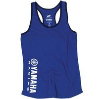 One Industries Women's Yamaha Yield Tank Top - Casual - Motorcycle Superstore