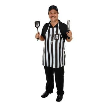 Referee Fabric Novelty Apron Case Pack 6