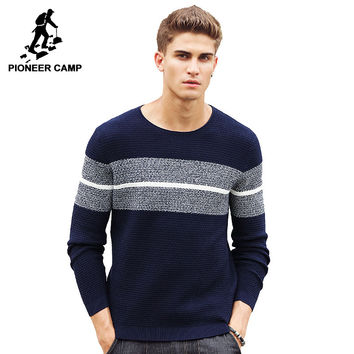 New Spring winter clothing Men Sweaters Pullovers Knitting Thick Warm Designer Casual Man Knitwear