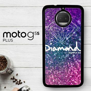 Glitter Diamond Supply Co Z0290  Motorola Moto G5S Plus Case