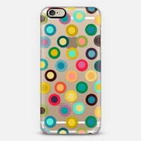 pop spot transparent iPhone 6 case by Sharon Turner | Casetify