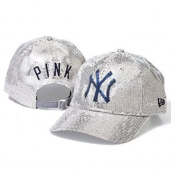 online retailer b448f 80aa0 New York Yankees Bling Baseball Hat