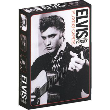 Elvis Presley Playing Cards