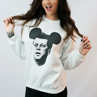 """JFK"" Sweatshirt"
