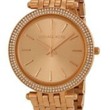 MICHAEL KORS CHANNING STAINLESS STEEL WOMEN'S WATCH MK3392