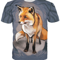 Fox in the Woods T-Shirt
