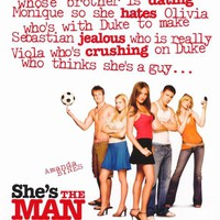 She's the Man 11x17 Movie Poster (2006)
