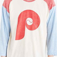 Philadelphia Phillies Triad Raglan Tee