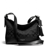 Coach :: Legacy East/west Duffle In Signature Fabric