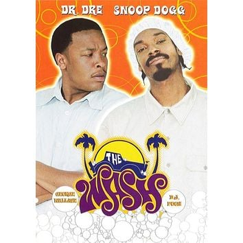 "Wash Dr. Dre Snoop Dogg Poster Mini Poster 11""X17"""