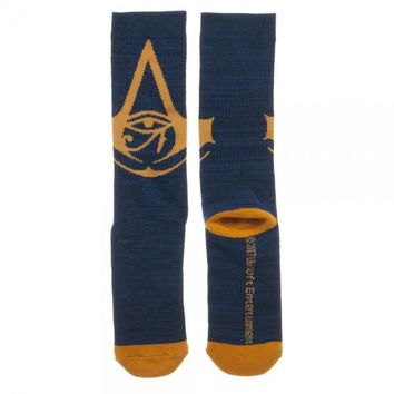 Assassins Creed Origins Crew Socks