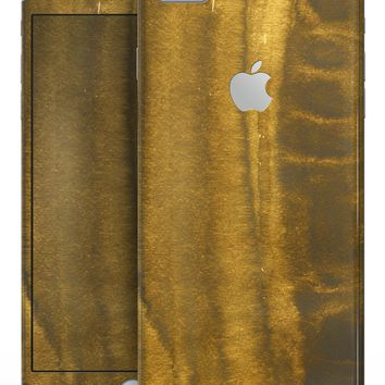 Resting Golden Sediment - Skin-kit for the iPhone 8 or 8 Plus