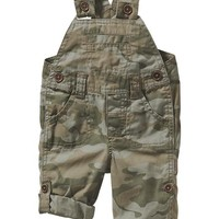 Old Navy Camo Overalls For Baby