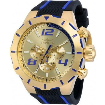 Invicta Men's 20107 S1 Rally Quartz 3 Hand 0 Dial Watch
