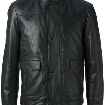 Boss Hugo Boss perforated jacket