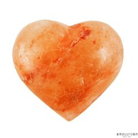 Evolution Salt Heart Crystal Salt Stone 6 oz - 1 Stone