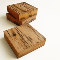Architectural Storage Boxes by uusi