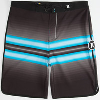 Hurley Phantom Block Party Mens Boardshorts Black  In Sizes