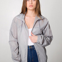 Unisex Nylon TaffetaA-Way Jacket