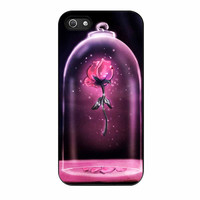 Rose Beauty And The Beast iPhone 5s Case