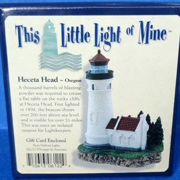 Heceta Head Oregon This Little Light of Mine