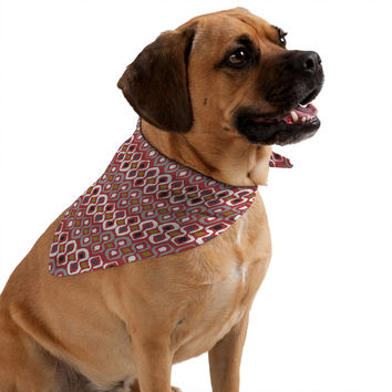 Sharon Turner Chilli Pestle Pet Bandana