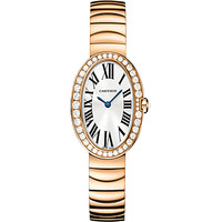 CARTIER - Baignoire small watch | Selfridges.com
