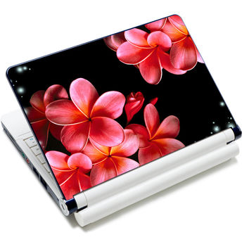 "Big Flower Anti-Slip Laptop Sticker Skin Decal Cover Protector For 11.6"" -15.4"" Sony Toshiba HP Dell Acer Thinkpad IBM"