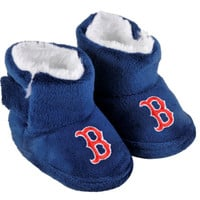 Boston Red Sox Slippers - Baby High Boot