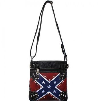 Rebel Concealed Carry messenger bag