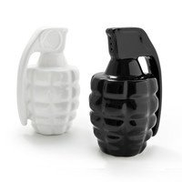 I liked this design on #Fab. Taste Explosion S&P Shakers