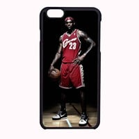 Lebron James Standing NBA Nike Basketball FOR IPHONE 6 CASE NEWEST *PS*