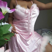 The Angel Baby Doll Nightie