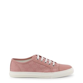 Gucci- Leather Sneakers