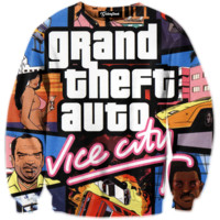 GTA Vice City Crewneck